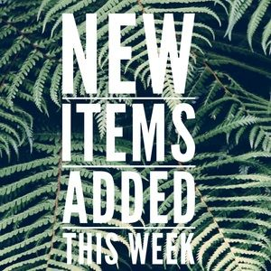 Other - New Items!!!